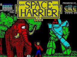 SpaceHarrier