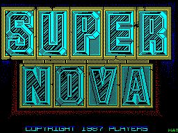 Supernova(PlayersSoftware)