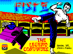 FistII-TheLegendContinues