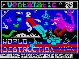 WorldDestruction