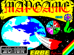 Mapgame