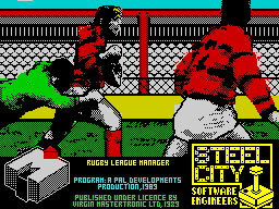 RugbyManager(Mastertronic)