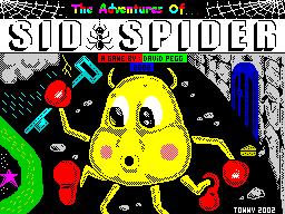 AdventuresOfSidSpiderThe