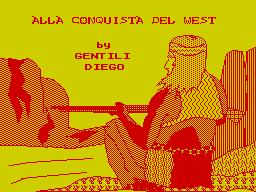 AllaConquistaDelWest