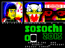 Brightentayle - Sosochi 2016 Intro Sequence (2016) (Chaos Constructions 2016)