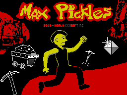 Max Pickles Part 2: The Mine of Doom