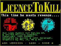 LicenceToKill