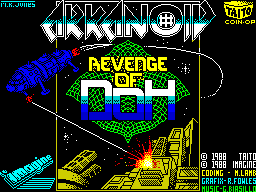 2 REVENGE OF TÉLÉCHARGER DOH ARKANOID