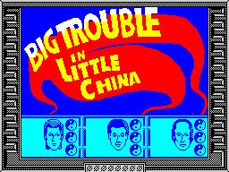 BigTroubleInLittleChina