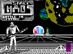 SpaceChaos-BattleInFuture